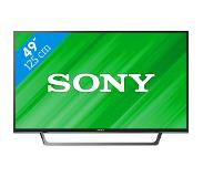 "Sony 49"" Televisio KDL-49WE660 BRAVIA WE660 Series - 49"" Klasse (48.5"" til at se) LED TV - LCD - Full HD -"