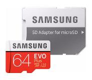 Samsung MB-MC64G flash-muisti 64 GB MicroSDXC Luokan 10 UHS-I