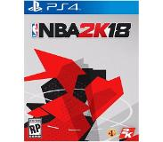 Take-Two Interactive NBA 2K18 PS4 videopeli PlayStation 4 Perus