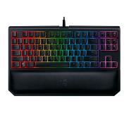 Razer Blackwidow Tournament Edition Chroma V2 USB QWERTY Englanti (US) Musta