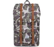 Herschel Little America Backpack frog camo / tan Koko Uni