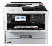 Epson WorkForce Pro WF-C5710DWF Mustesuihku 34 ppm 4800 x 1200 DPI A4 Wi-Fi