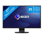 "Eizo FlexScan EV2785 LED display 68,6 cm (27"") 3840 x 2160 pikseliä 4K Ultra HD Musta"