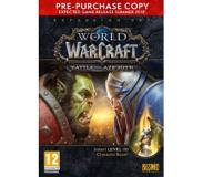 Activision Blizzard World of Warcraft - Battle of Azeroth - Pre-orderbox