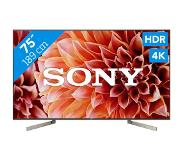 "Sony KD-75XF9005 (75"") 4K Ultra HD Smart"
