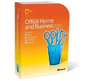Microsoft Office Home and Business 2010 yhdelle laitteelle, DVD