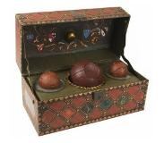 Book Harry Potter: Collectible Quidditch Set