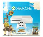 Microsoft Xbox One 500GB Sunset Overdrive 500GB Valkoinen