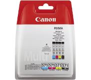 Canon CLI-571 C/M/Y/BK INK TANK, BLISTERED