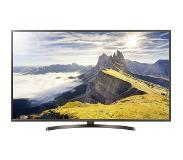 "LG 55UK6400 139,7 cm (55"") 4K Ultra HD Smart TV Wi-Fi Musta"