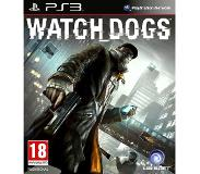 Ubisoft Watch Dogs PS3
