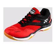 Yonex Power Cushion Comfort Advance 2 badminton shoes (Colour  red black ad320f5987