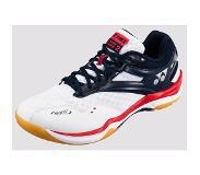 Yonex Power Cushion Comfort Advance 2 badminton shoes (Colour   navy red white dc33e4ab16