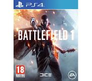 Electronic Arts Battlefield 1, PS4 videopeli PlayStation 4 Perus Englanti, Italia