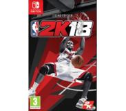 Nintendo Switch NBA 2K18 Legend Edition (NSW)