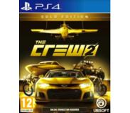 Sony PS4: The Crew 2 Gold Edition