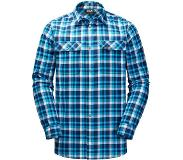 Jack Wolfskin Bow Valley Shirt Sininen L