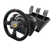 Thrustmaster T300 Ferrari Integral Racing Wheel Alcantara Edition Ohjauspyörä + pedaalit PC,PlayStation 4,Playstation 3 Musta