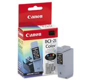 Canon Cartridge BCI-21 3-Color Original