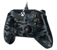 PDP PDP: Wired Stealth BLACK Camo Controller (PC/Xbox One) XONE