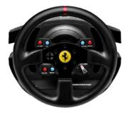 Thrustmaster Ferrari 458 Challenge Wheel Add-On Ohjauspyörä PC,Playstation 3 Musta