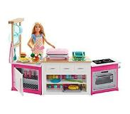 Blu-ray Barbie - Ultimate Baking Kitchen & Doll