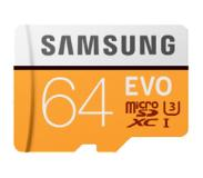 Samsung MB-MP64G flash-muisti 64 GB MicroSDXC Luokan 10 UHS-I