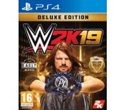 Take Two WWE 2K19: Deluxe Edition (+Bonus) PS4