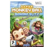 SEGA Super Monkey Ball: Banana Blitz, Wii