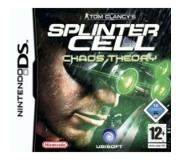 Ubisoft Splinter Cell: Chaos Theory