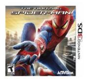 Activision The Amazing Spider-Man, 3DS