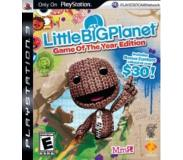 Sony LittleBigPlanet Game of the year edition, PS3