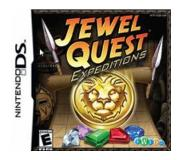 Nintendo Jewel Quest Expeditions (NDS)