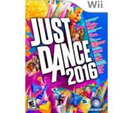 Ubisoft Just Dance 2016, Wii