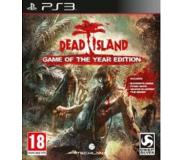 Deep Silver Dead Island: Game of the Year, PS3