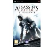 Ubisoft Assassin's creed: Bloodlines, PSP
