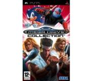 SEGA Mega Drive Collection, PSP