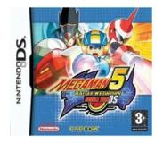 Nintendo Megaman Battle Network 5: Double Team DS