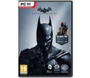 Warner bros Batman: Arkham Origins, PC