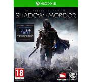 Warner Bros Games Xbox One peli Middle-Earth: Shadow of Mordor