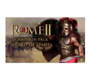 SEGA Total War: ROME II - Wrath of Sparta