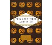 Book Poems Bewitched and Haunted