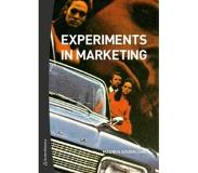 Book Experiments in marketing