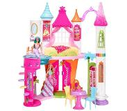 Barbie - Dreamtopia - Sweetsville Castle (DYX32)
