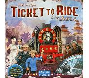 Inget (Storm) Ticket to Ride Asia
