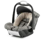 Mutsy Turvakaukalo Evo Safe2Go, Urban Nomad, Light Grey