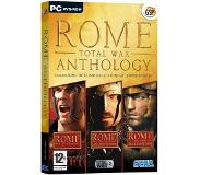 Sega Games Rome Anthology - Triple Pack