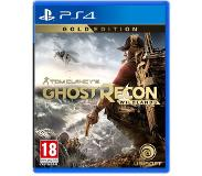 Ubisoft Tom Clancy's Ghost Recon: Wildlands - Gold Edition PS4