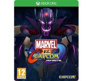 Koch Xbox One Marvel vs. Capcom: Infinite Deluxe Edition Steelbook