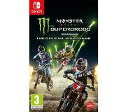 Nintendo Switch Monster Energy Supercross